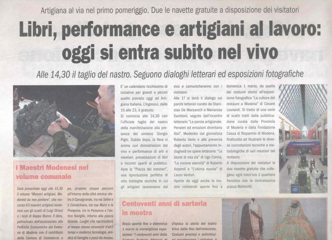 L'informazione – 20 febbraio 2009