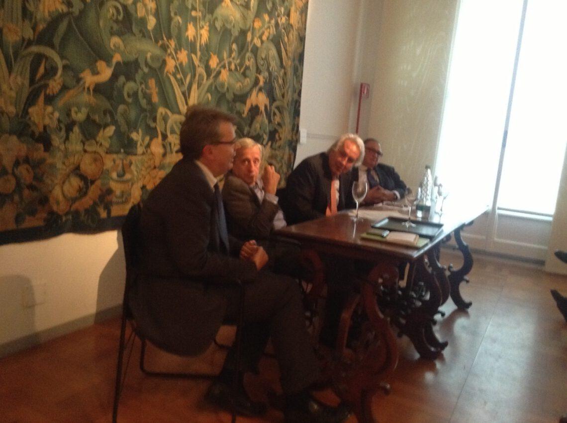 Presentazione al museo Poldi Pezzoli