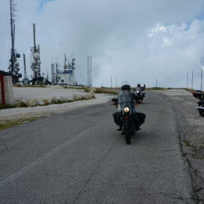 2013 – i Biker di Castelvetro tra Roma, Majella e il Gargano