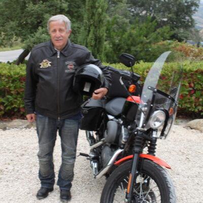 Motogiro 2011 – dal Gran Sasso all'Isola di Ponza, passando per la Maremma