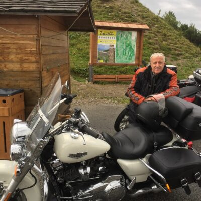 Motogiro 2018 -I Bikers di Castelvetro ancora in montagna