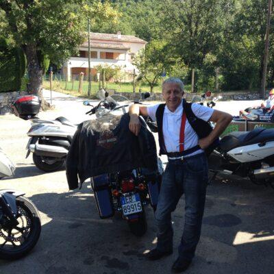 Nel 2014 spunta l'Harley Switchback per andare in Francia