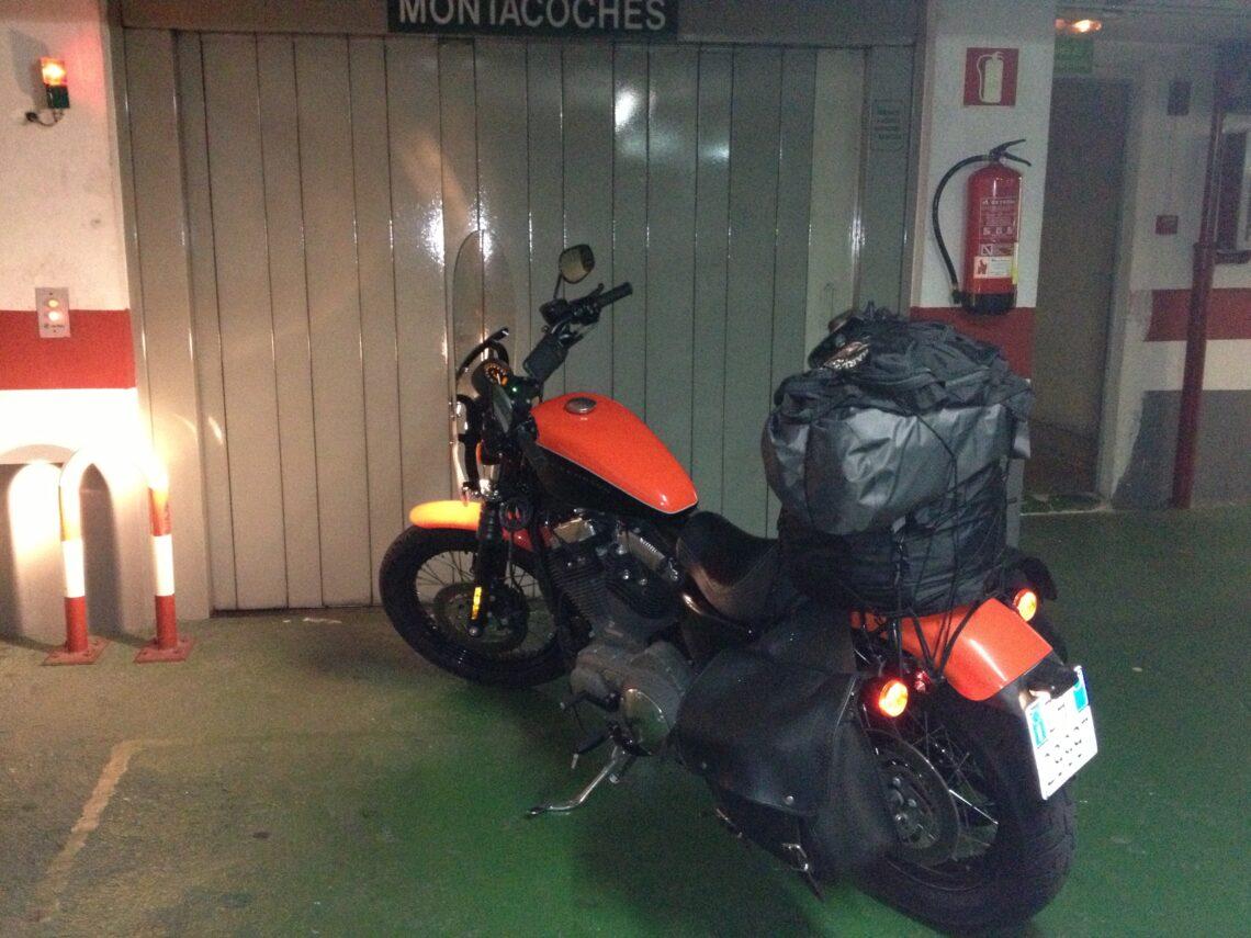 Moto Francia e Spagna 2013 112