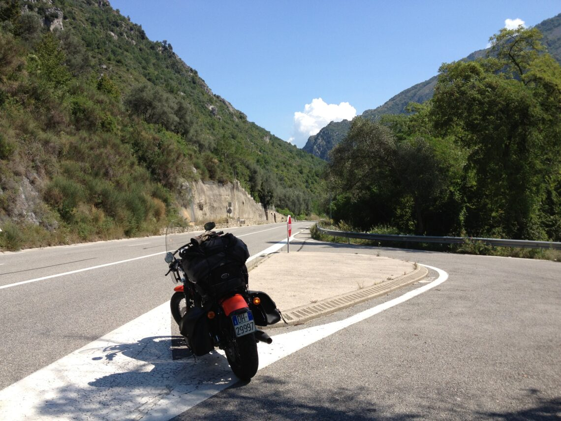 Moto Francia e Spagna 2013 167