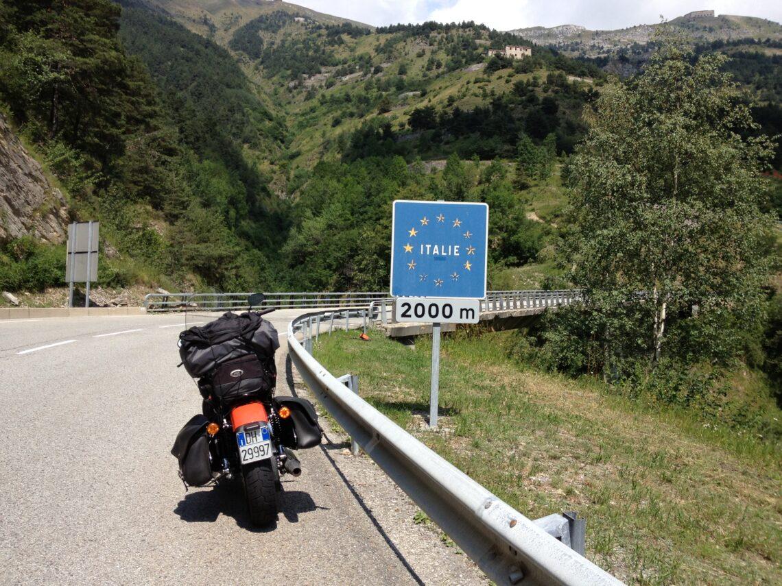 Moto Francia e Spagna 2013 170