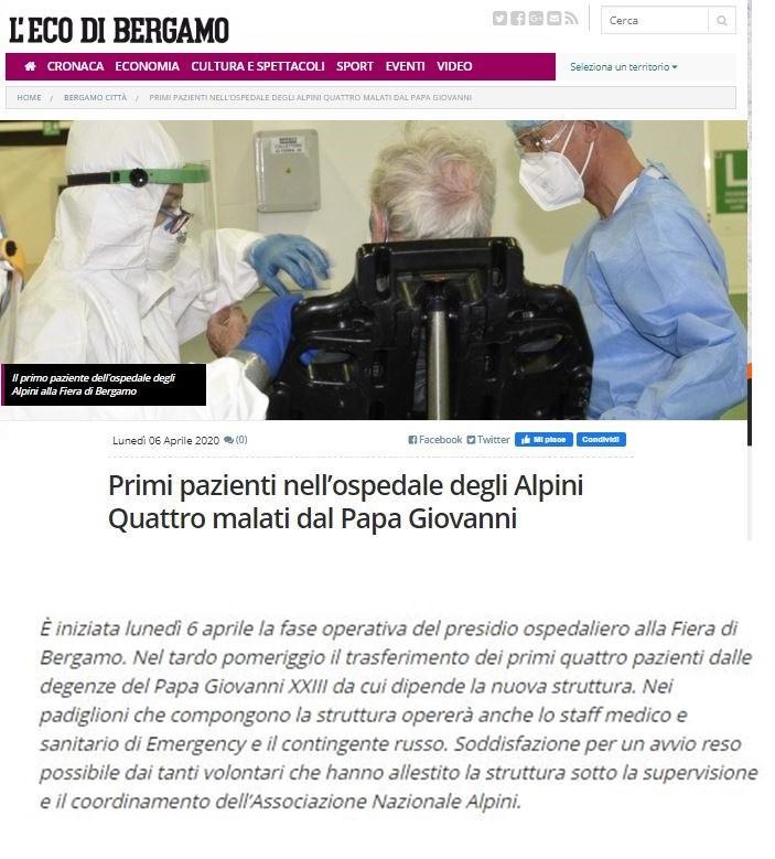 Articolo-ECO-Bergamo-Emergency-Alpini