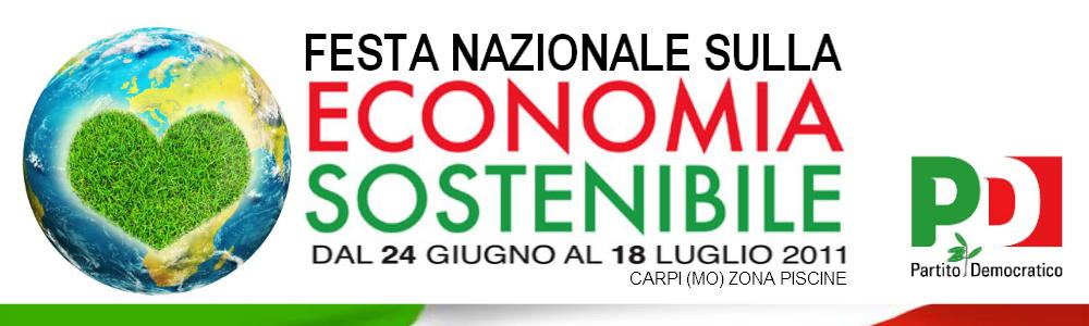 Copia di carpi green economy