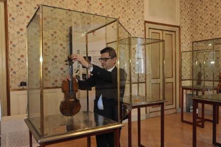violino deposito