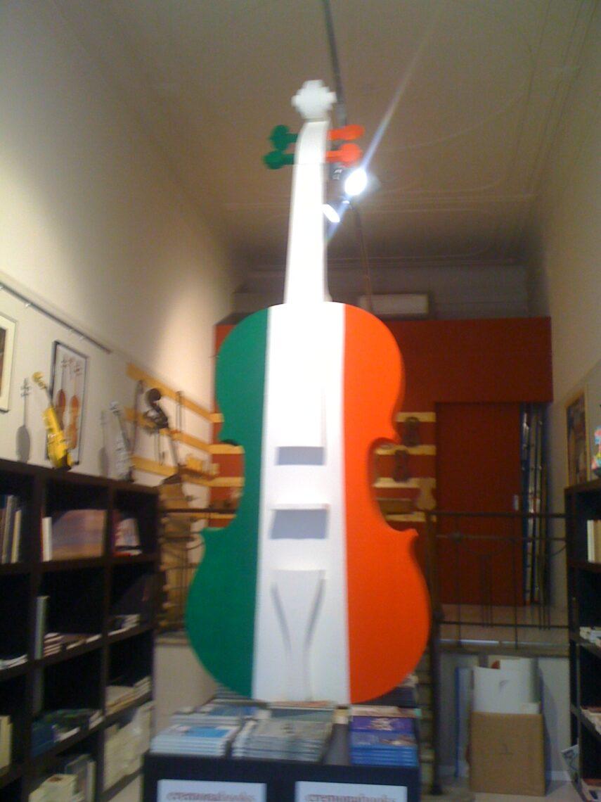 Il violino tricolore