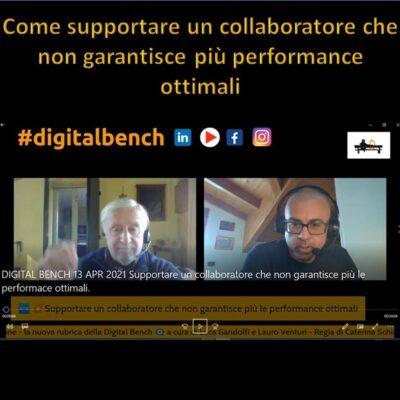 Come supportare un collaboratore che non garantisce più performance ottimali